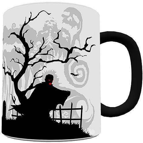 cool mug for Halloween #halloween
