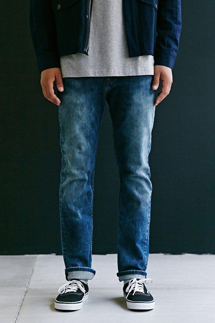 Levi's 511 Blue Foam Slim-Fit Jean