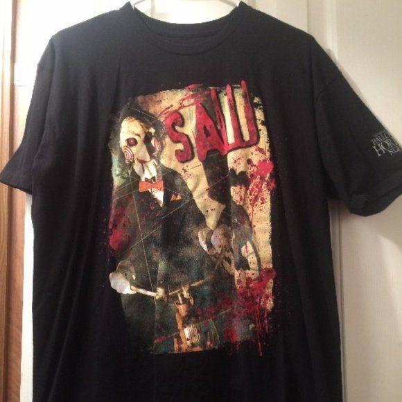 Friends /'Fiends/' Halloween T Shirt Black