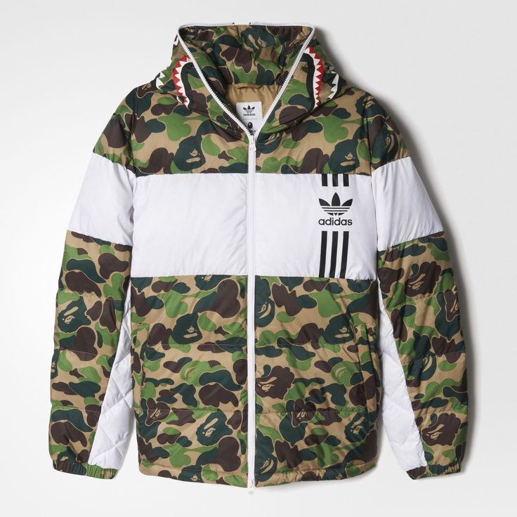 adidas - ID96 Down Jacket Bape