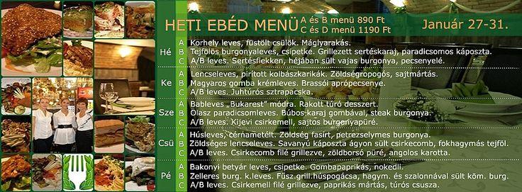 Babér Bisztró Étterem Ideális Rendezvényhelyszín! Minden nap minőségi, változatos ebéd menü! A menü, B menü, Prémium menü, XXL menü, Vegetáriánus menü. Ingyenes ebéd házhoz szállítás a VI.-VII. kerületben. Rendelés: 720-3328, +36 30 9000 550 www.facebook.com/baberbisztro Like, ha tetszik! Köszönjük! — itt: Babér Bisztró Étterem, napi ebéd menü, rendezvény-helyszín.
