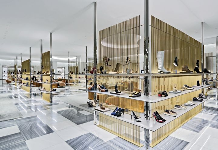 Barneys Beverly Hills by Steven Harris Architects, Los Angeles – California » Retail Design Blog