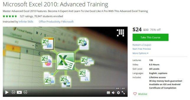 microsoft excel 2010 tutorial pdf free download