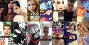 My Top 10 Celebrity Snapchat Usernames To Follow