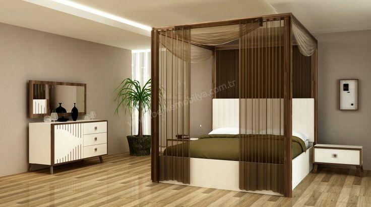 Pırlanta Modern Yatak Odası Takımı - Modern Yatak Odası Takımları - Yatak Odası Takımları - Berke Mobilya