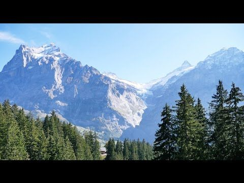 View-The Grindelwald-First cable car 2016 [피르스트 가는 케이블카에서 본 풍경, 그린델발트-스위스]