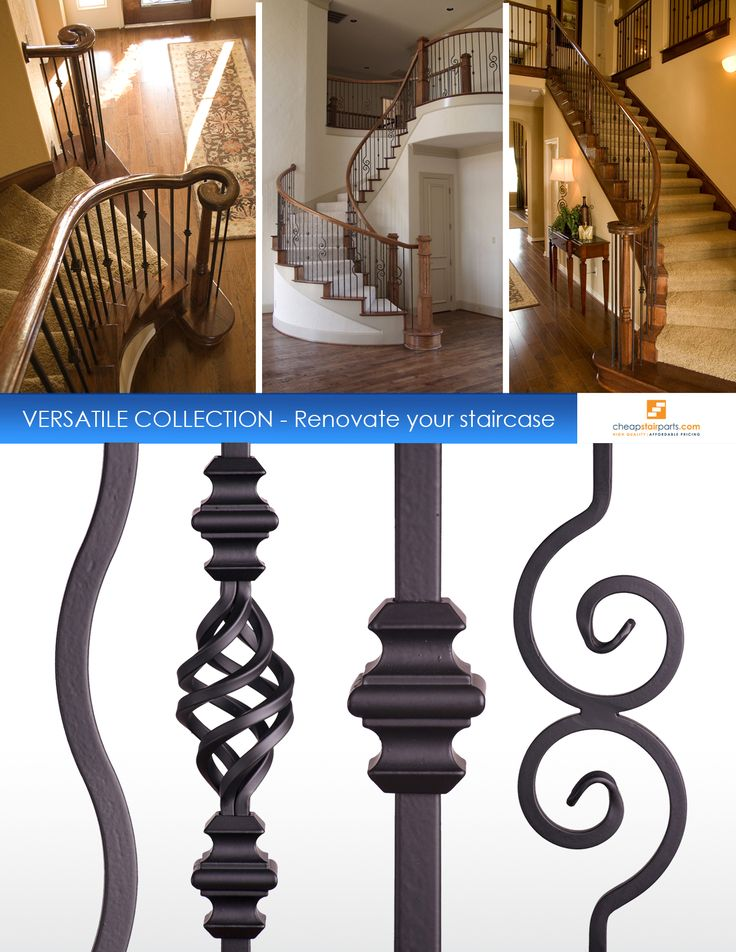 The Versatile Series Balusters Are Can Be Used In Both Modern, Contemporary  And Art Deco