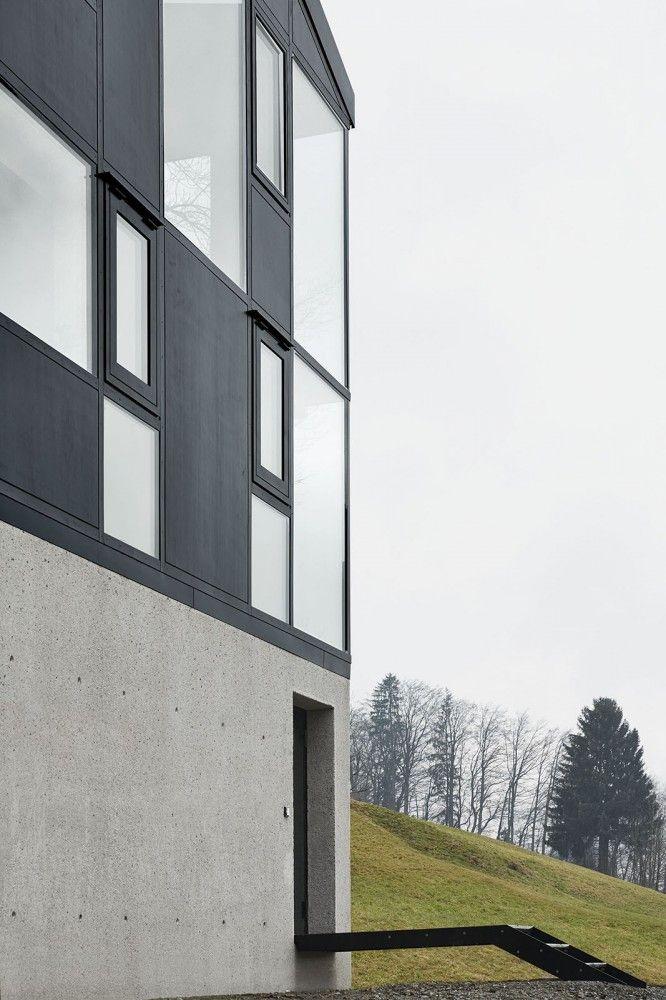 205 besten feine häuser bilder auf pinterest | architektur, Innenarchitektur ideen