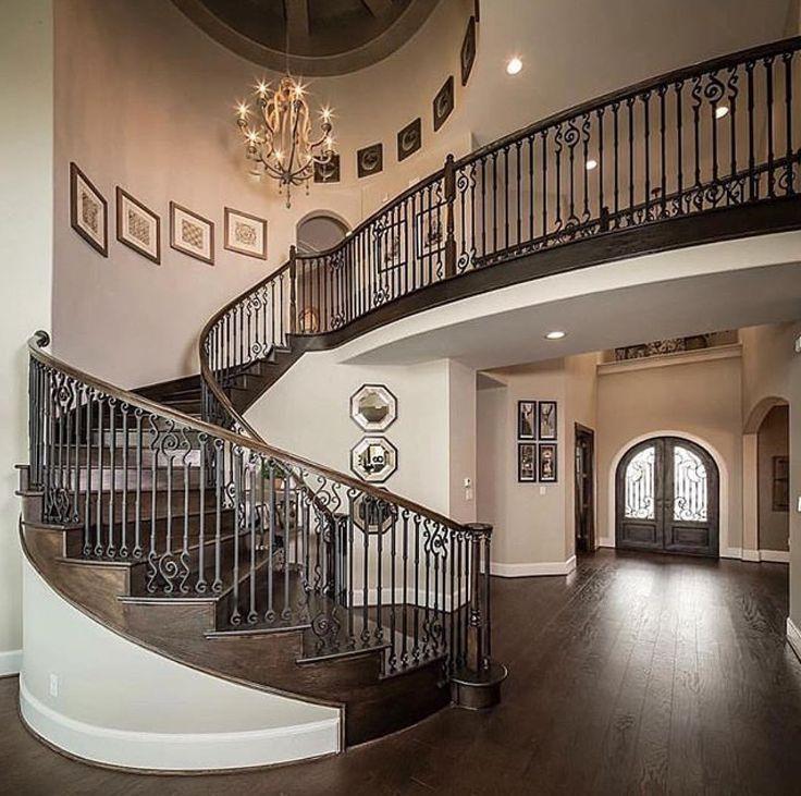 Mejores 93 imágenes de Hallway / Stairs en Pinterest | Ideas para ...