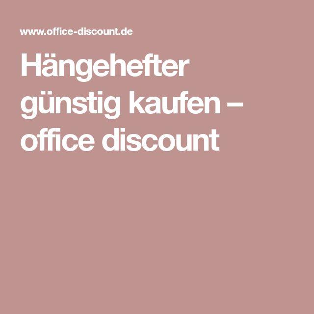 Hängehefter günstig kaufen – office discount