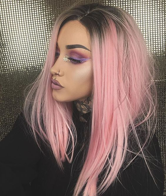 how to style my hair like pink best 25 hair colors ideas on 6005