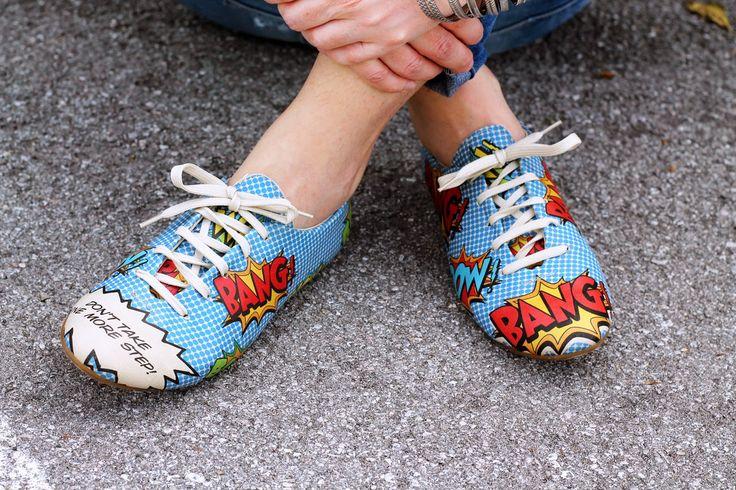 #shoes #flats #brogue #oxfordshoes #dogostore #fashionblogger