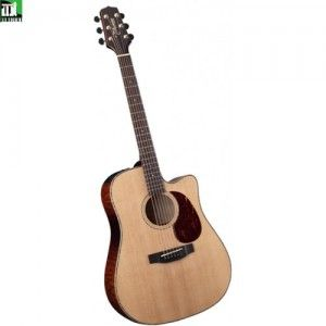 Guitar Takamine EG355SC-WR Được thiết kế và sản xuất dưới sự giám sát của những người thợ làm đàn hàng đầu Takamine, G-Series guitar được tạo ra để dành cho tất cả người mới học đàn cho đến một nhạc công chuyên nghiệp.