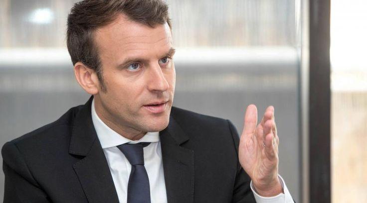 Dans cet entretien exclusif accordé à Ouest-France et au groupe allemand Funke, le candidat d'En Marche! décrit les conditions politiques d'une confiance