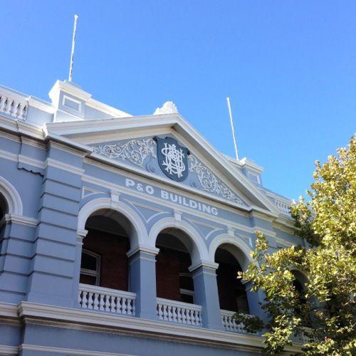 Fremantle Architecture - P  & O