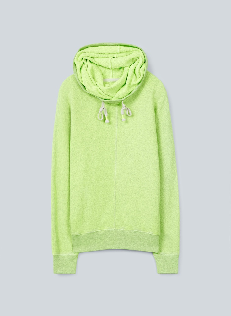 TNA Clifton Sweater #neon