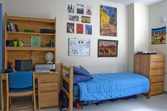 DORM ORGANIZATION 101: turn your dorm room from drab to fab! Here are some great tips via collegefashion.net #shopko