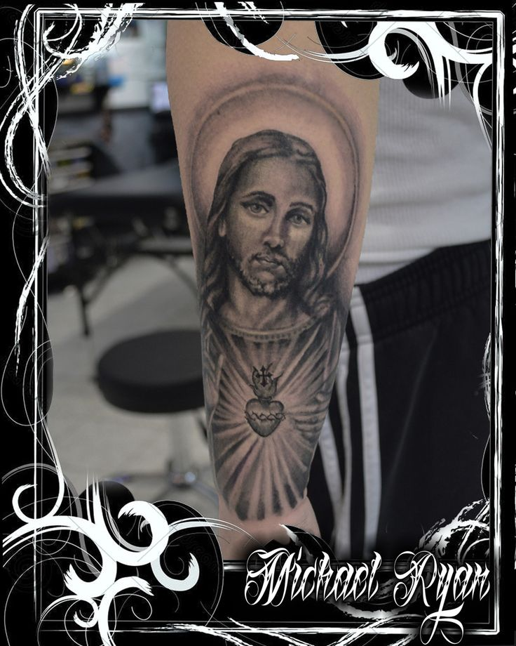 @anarchytattoostudios LONG TIME NO POST! Sorry about that 3 month wait were literally to busy tattooing all waking hours of the day. But not to fret loyal tattoo customers your tattoos will be getting posted immediately! Like this Jesus portrait tattooed by resident artist Michael Ryan @mjryan730tattoo here at ANARCHY TATTOO STUDIOS. 3000 MIDDLETOWN Rd. BRONX Ny 10461 (718)828-6387 (718)TAT-ME-UP #skinartmag #tattoorevuemag #tattoos #tattoo #tattooart #tattoocommunity #tattoolife…