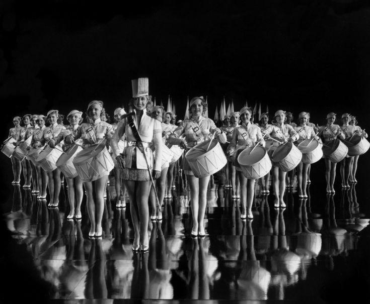 Busby Berkeley e i musical di Hollywood anni trenta con cui sono cresciuto!