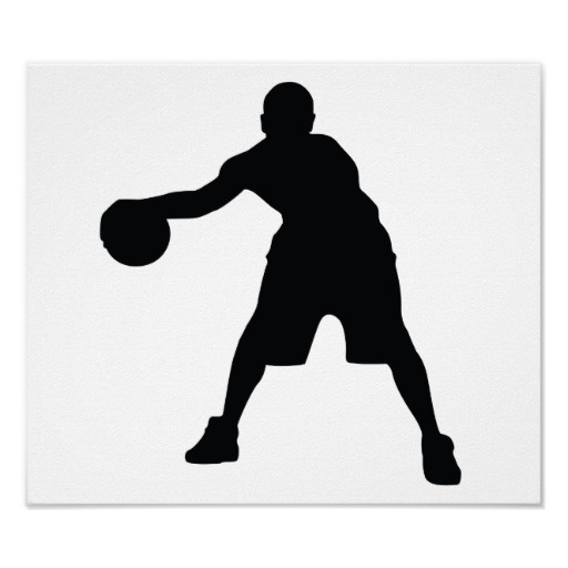 Basketball Player Poster | Zazzle.com | Sport - art and ...