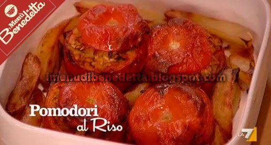 Pomodori Al Riso | la ricetta di Benedetta Parodi