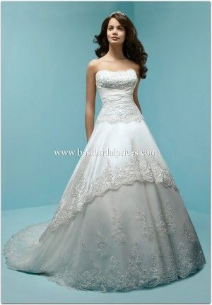 55 best 2013 Beautiful Wedding Dresses images on Pinterest | Short ...