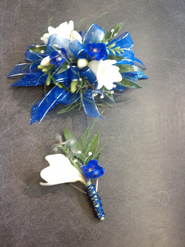 Prom Corsage & Bout.