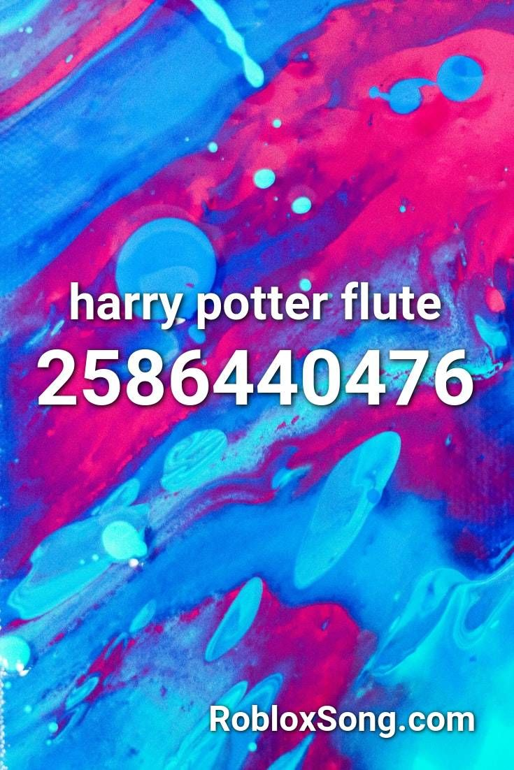 Harry Potter Flute Roblox Id Roblox Music Codes In 2020
