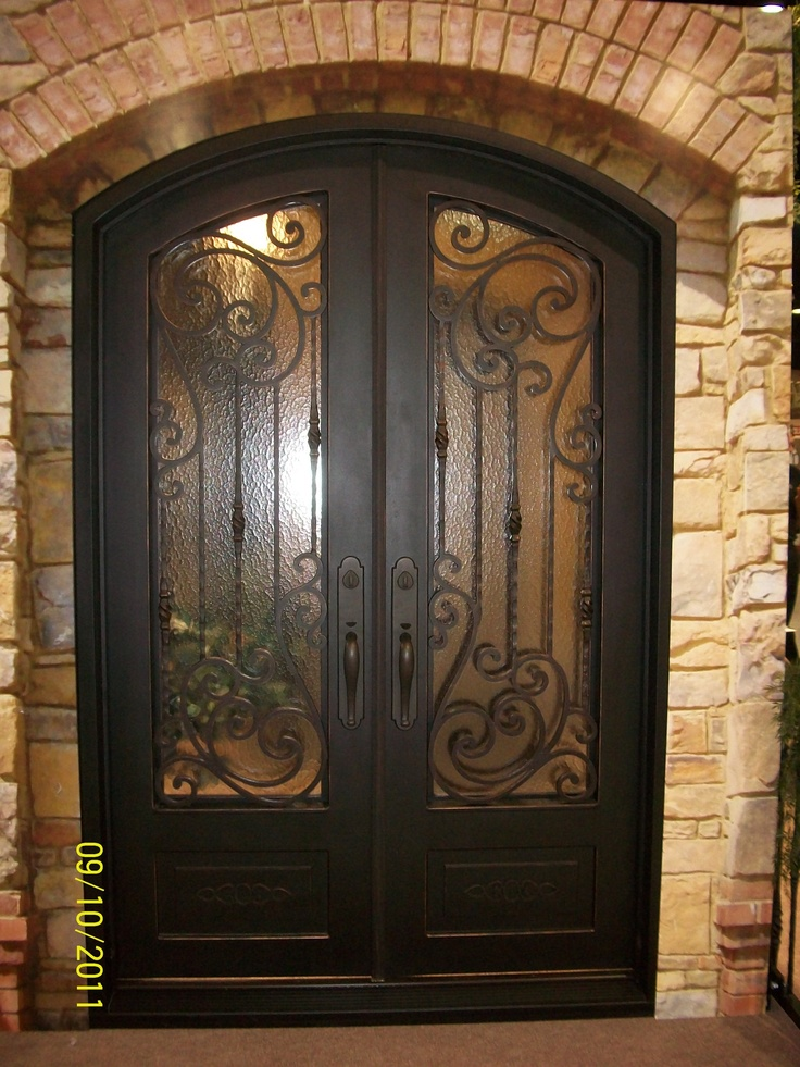 Top 25 Best Wrought Iron Doors Ideas On Pinterest Iron