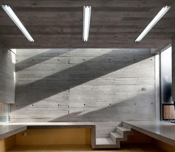17 meilleures id es propos de coffrage escalier beton sur pinterest coffrage beton coffrage - Coffrage escalier beton droit ...