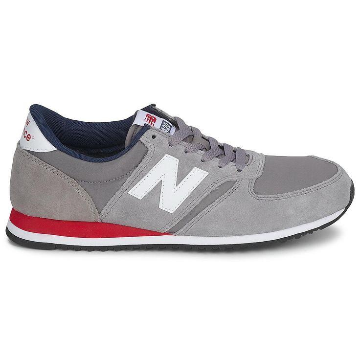 New Balance 420 Men's Grey White U420