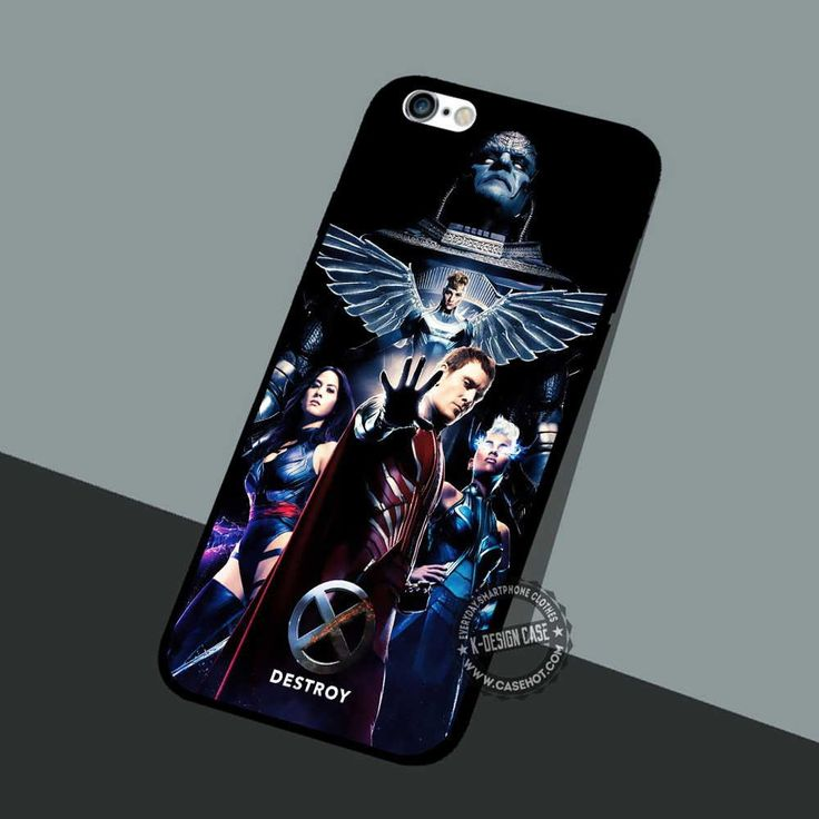 X Men Apocalypse - iPhone 7 6 5 Cases & Covers #movie #superheroes