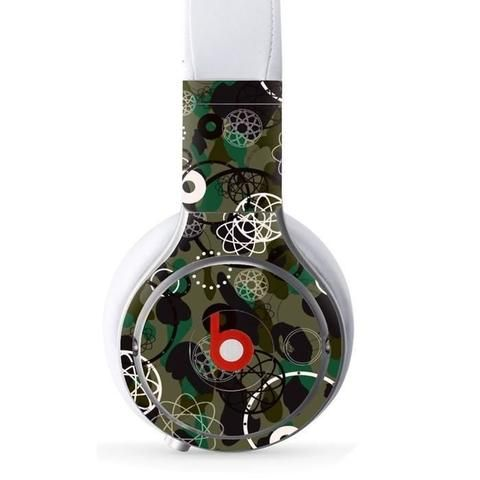 Floral pattern Beats Pro skin   Console skins world Monster