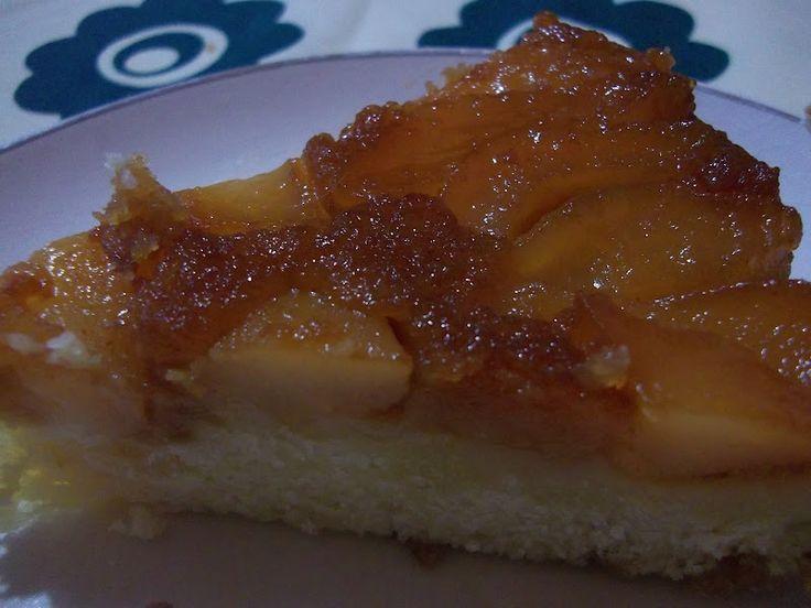 Foto. Pilar Larralde Armas    Hoy, un clásico de clásicos, la torta invertida, una torta súper tradicional que estoy segura que sus madres...