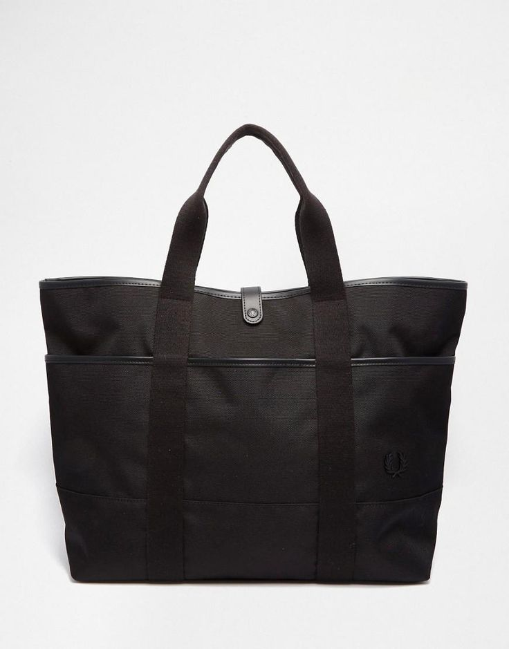 Fred Perry | Fred Perry Nylon Tote Bag at ASOS