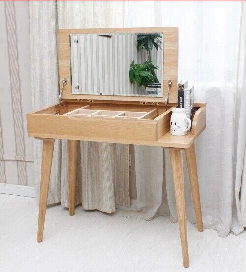 mesa tocador minimalista - Buscar con Google