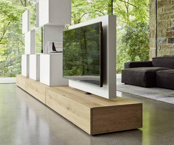 Tv Hifi Mobel Moderne Raumteiler Tv Wand Raumteiler Loft Stil