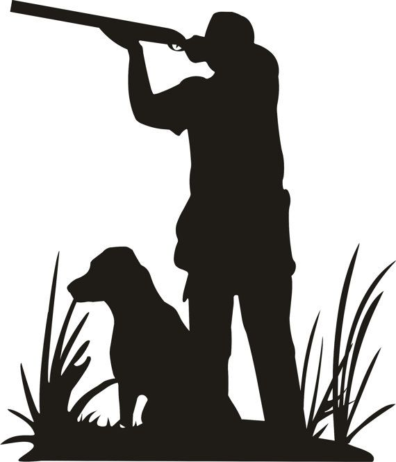 Hunting Silhouette Related Keywords - Hunting Silhouette ...