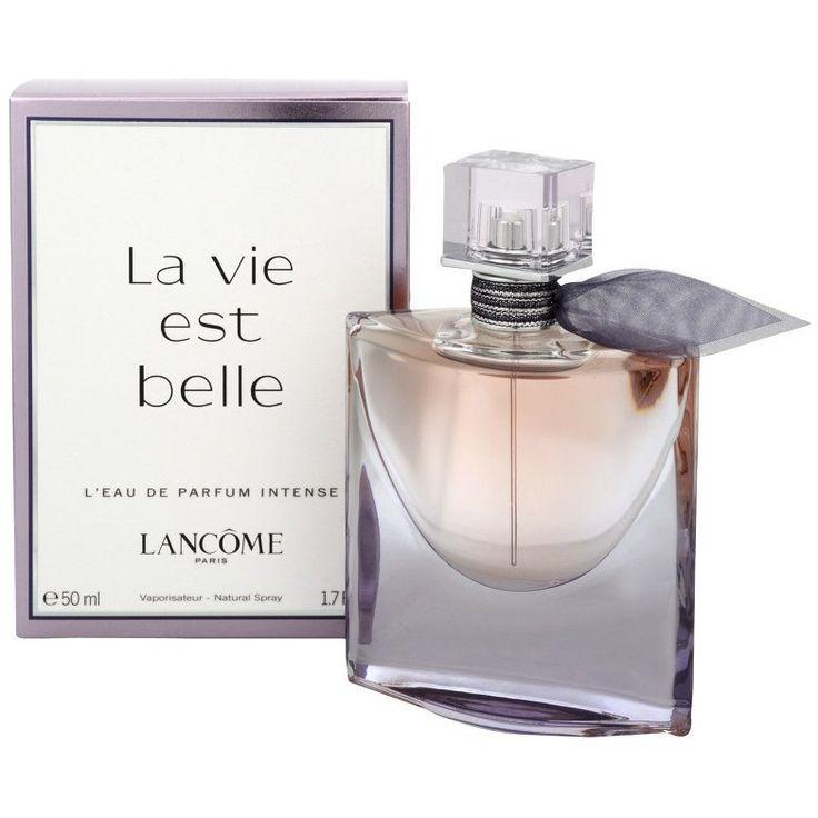 LANCOME Apa de parfum La Vie Est Belle Intense, 50 ml, pentru femei - Canar