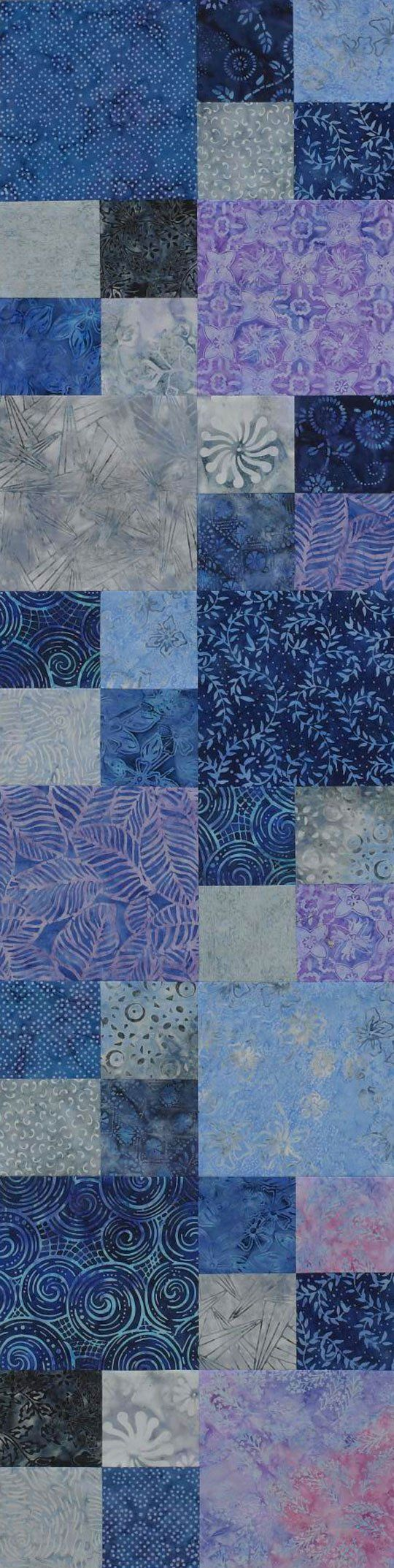 The Versatile Fourpatch Is A Basic Block For Both New And Experienced  Quilters