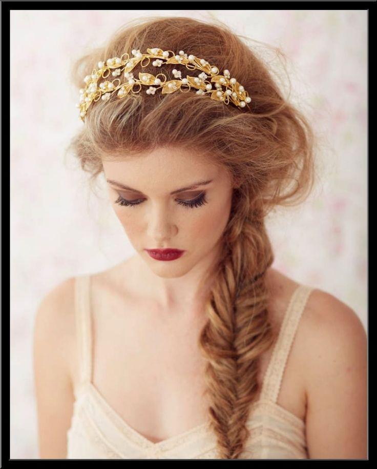 Brautfrisuren Halboffen Seitlich | Frisuren Trend …