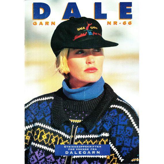 Dale Of Norway Knitting Pattern Books : 17 beste bilder om 1 Dale garn pa Pinterest Ravelry, Fair isles og Norge