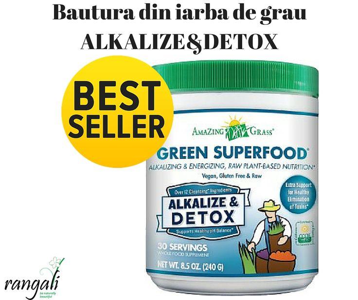 Pe locuri, fiţi gata... să înceapă detoxifierea! Echilibrază-ţi pH-ul corpului şi elimină toxinele simplu şi sănătos! Băutura din iarbă de grâu Alkalize&Detox conţine cele mai bune ingrediente alcalizante şi detoxifiante >> http://www.rangali.ro/bautura-din-iarba-de-grau-amazing-grass-alkalize-detox-30-portii-p2456-cat101 #iarbadegrau #beneficiiiarbagrau #amazinggrass #superalimente #detox #alcalinizare