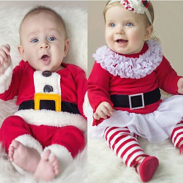 Special price New Children Christmas Clothing Set Baby Boys and Girls Christmas Suit and Dress Santa Claus Costumes Newborn Enfant Clothes just only $12.16 with free shipping worldwide  #boysclothing Plese click on picture to see our special price for you