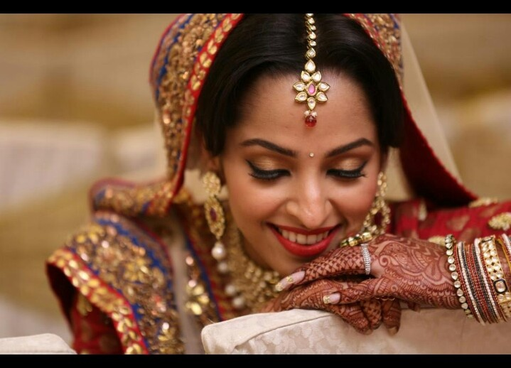 Shy bride | Bridal makeup, Bridal makeup prices, Best ...