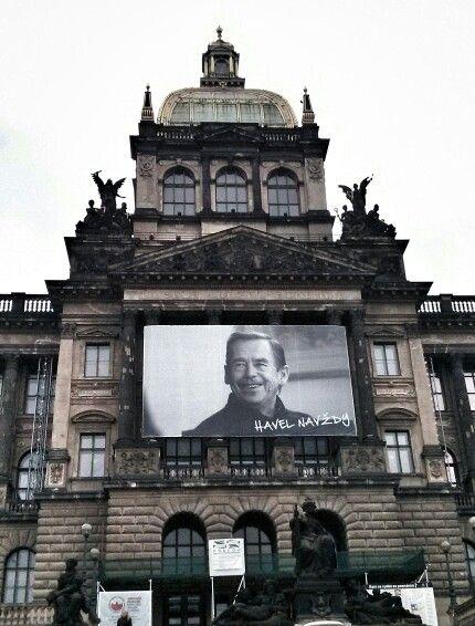 Memory of Vaclav Havel