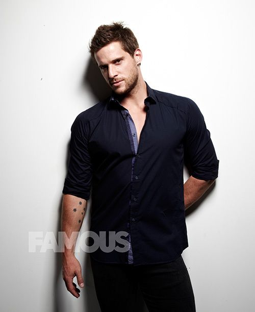 Home And Away Star Dan Ewing for FAMOUS