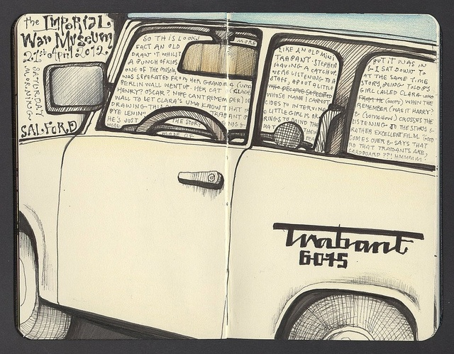 and we remember by andrea joseph's illustrations, via Flickr
