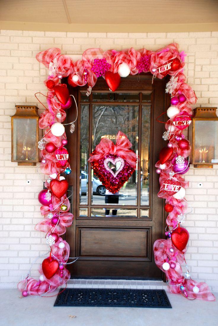 35 best mantel ideas for valentine 39 s day images on. Black Bedroom Furniture Sets. Home Design Ideas
