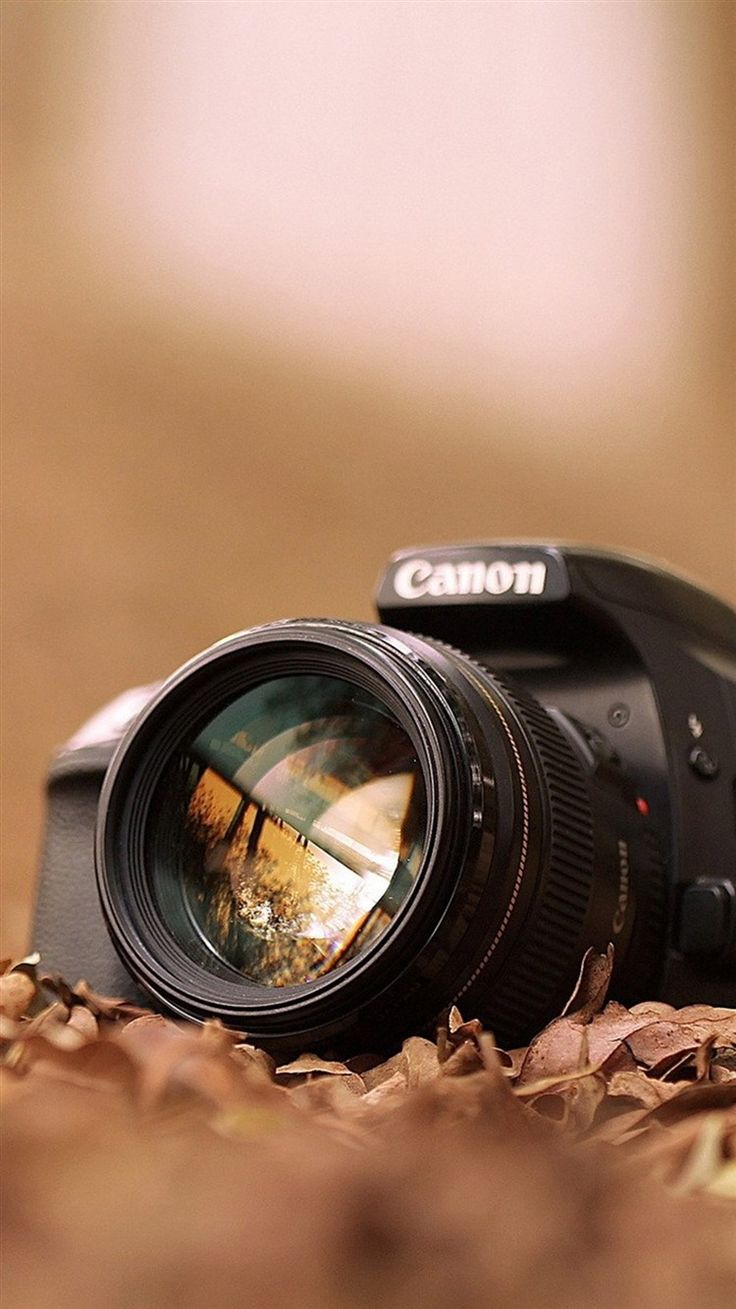Digital camera wallpaper for Android/Iphone